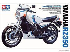 Tamiya 1/12 Yamaha RZ350 Model Motorcycle  Kit 14004