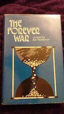 The Forever War by Joe Haldeman 1974 HCDJ First Edition SIGNED