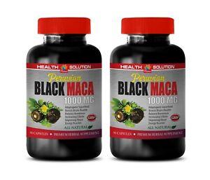 women supplement energy - PERUVIAN BLACK MACA - black maca extract powder 2B
