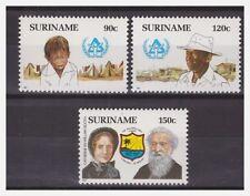 Surinam / Suriname 1987 Leger des Heils Salvation Army Heilsarmee MNH