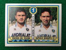 CALCIATORI 1992-93 n 397 FIDELIS ANDRIA DEL VECCHIO Figurina Sticker Panini NEW