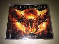 Place Vendome: Close to the Sun: CD Album: Europe 2017: Hard Rock: AOR: VGC: HMM