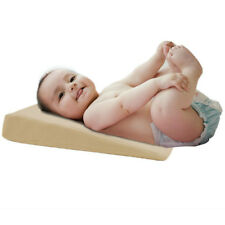 Baby Wedge Anti REFLUX Raised COLIC PILLOW Cushion For Pram Crib Cot Bed OL13