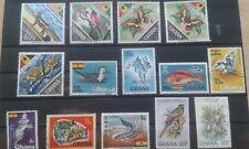 sellos de Ghana.