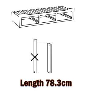 Ikea Hemnes Day Bed Slat Replacement Wooden Slats Short Slats /Long Slats