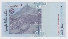 VS 3999993 RM1 Zeti UNC Malaysia