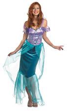 Deluxe Ariel Little Mermaid Women Costume Large - ( Size 12-14 ) 6357