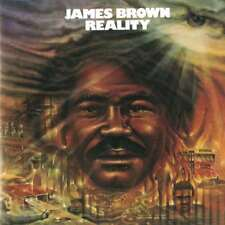 New: JAMES BROWN - Reality AUDIO CASSETTE TAPE