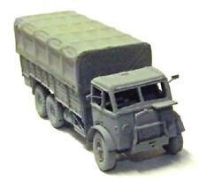 Milicast Uk301 1/76 Resin Wwii British Foden Dg6/12 10 Ton 6x4 Gs Truck (Late)