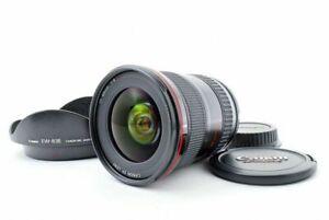 [Mint] Canon EF 17-40mm f/4 L USM AF Lens With Hood