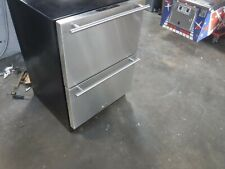 Marvel Ml24Rdsns 24 Inch Refrigerator
