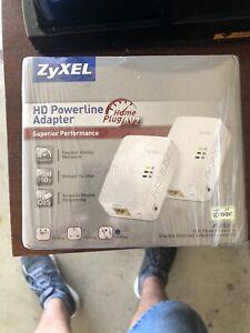 zyxel powerline