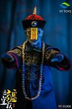 YY TOYS 1/6 Uncle Zombie Frontier Royals 01906 Qing Dynasty Figure Toys Regular