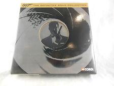 Corgi CC99106 The Definitive Bond Film Canister 4 Piece Set Aston DB5, Lotus