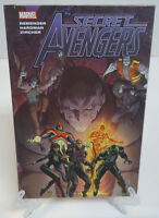 Secret Avengers Vol 1 by Rick Remender Marvel Comics HC Hard Cover New Sealed