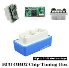 1xEconomy Fuel Saver Tuning Box Chip For Diesel Car Eco OBD2 Chip Tuning Quality