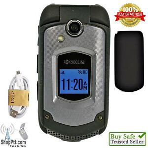 Kyocera DuraXTP E4281 (Sprint) 3G Ultra Rugged Flip Phone