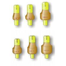 Stonfo Connector 0,65-3mm versch.Größen Stippen Kopfrute Matchangeln Friedfisch