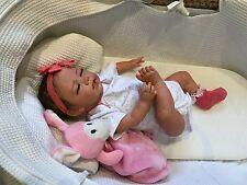 Realistic reborn lifelike newborn baby doll Elsa girl/boy. Order now for Xmas!