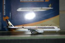 """JC Wings 1:400 Singapore Airlines Airbus A350-900 9V-SMF """"Flaps Down"""" (XX4857A)"""