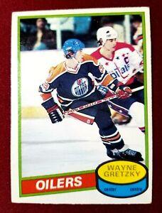 1980-81 OPC O-Pee-Chee #250 WAYNE GRETZKY 2nd Year HOF Edmonton Oilers