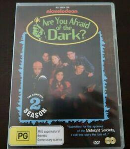 Are You Afraid of the Dark? Complete Season 2 (2 Discs DVD, Reg 4)