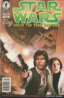 Star Wars Heir to the Empire #2 Dark Horse Comics 2nd Grand Admiral Thrawn 1995