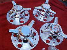 chevy pick-up truck,5 on 5 factory rally center caps with stright spinners,nice,