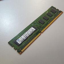Genuine Samsung 1GB 1Rx8 PC3-10600U DDR3 SDRAM Stick M378B2873EH1-CH9 1333Mhz