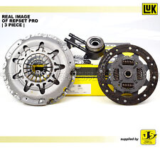 LuK REPSET PRO 3PC CLUTCH KIT FOR FORD FIESTA MK IV 1.6 16V PUMA 1.6 621301333