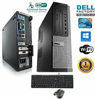 Dell Gaming 7010 DESKTOP Intel i7 3.40g 16GB 1tb HD NVidia GT730 2GB Windows 10