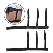 2pcs/Pair S Holders Hidden Suspenders Keeping Your Shirt Tucked In All Day