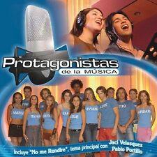 Protagonista de la Musica by Various Artists (CD, Dec-2002, Sony Music Distribu…