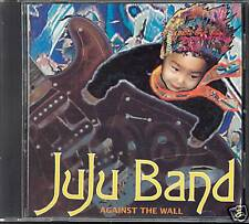 JUJU BAND rare AGAINST THE WALL 1993 10 TRK CD