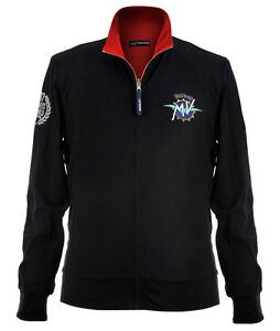 Genuine MV Agusta Sweatshirt Jacket Double Face Blue Red Shirt Long Sleeve