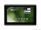 Acer ICONIA A500 64GB  Wi-Fi  10.1in - Black