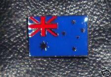 AUSTRALIAN Flag Metal Badge / Enamel Pin Australia