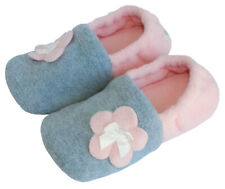 Toddler and Little Kids Slip Resistant House Slippers - Little Swiss Miss - Pink