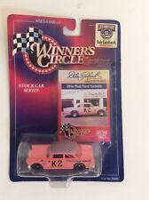 WINNER'S CIRCLE Stock Car Series #K-2 DALE EARNHARDT PINK 1956 FORD VICTORIA MOC