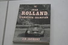 jean rolland l'amateur champion JR Jaubert  1973 le roi des cevennes