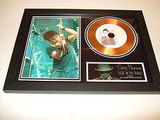 GARY NUMAN   SIGNED  GOLD CD  DISC   553322