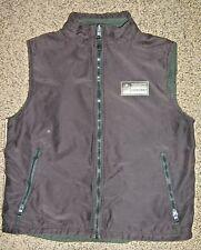 EUC * SONOMA *  boys sz 12 14 Medium M reversible survival vest jacket coat