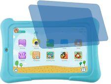 "2x Gehärtete Displayschutzfolie MATT f. Alldaymall Kinder Tablet PC 7"" A88 K Pro"
