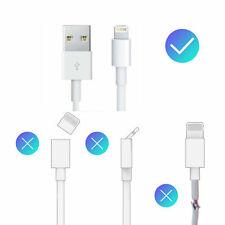 Apple iPhone 7, 8, XS Max, 11 X, Pro Cable de Datos Cargador USB de iluminación de carga UK