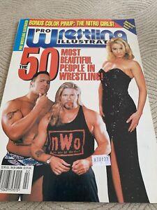 PRO WRESTLING ILLUSTRATED FEBRUARY 1999