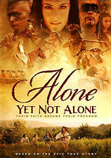 Alone Yet Not Alone - Their Faith Became Their Freedom (DVD, 2015) FREE SHIPPING