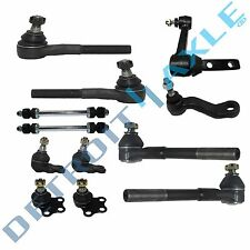 New 12pc Complete Front Suspension Kit- 2000-2001 Dodge Ram 1500 Truck 2WD