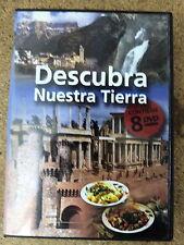 8 DVD Descubra Nuestra Tierra (España)