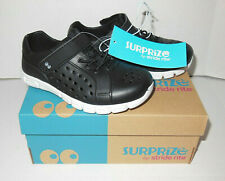 Surprize by STRIDE RITE Toddler Boy's Tex Land & Water Shoes - Black- NEW !