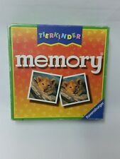 Los niños animal memory-Ravensburger-el clásico